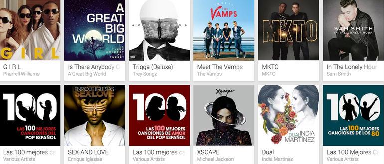 google-musica