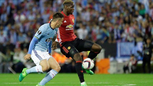 Manchester United Celta Vigo